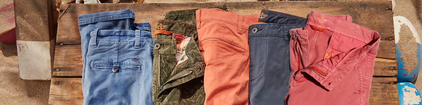 Category grid from Dockers®