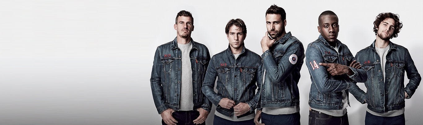Levi's® X Paris Saint-Germain