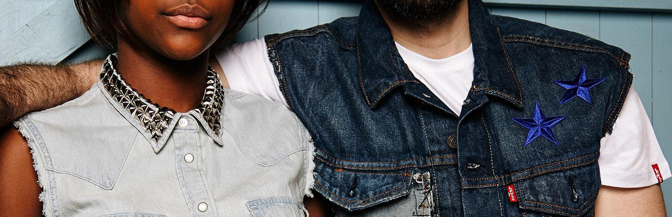 Levi's® Tailor Shop - Cut Off Sleaves