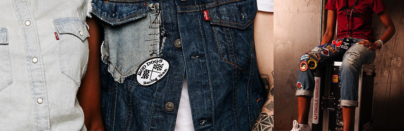 Levi's® Tailor Shop - Patches