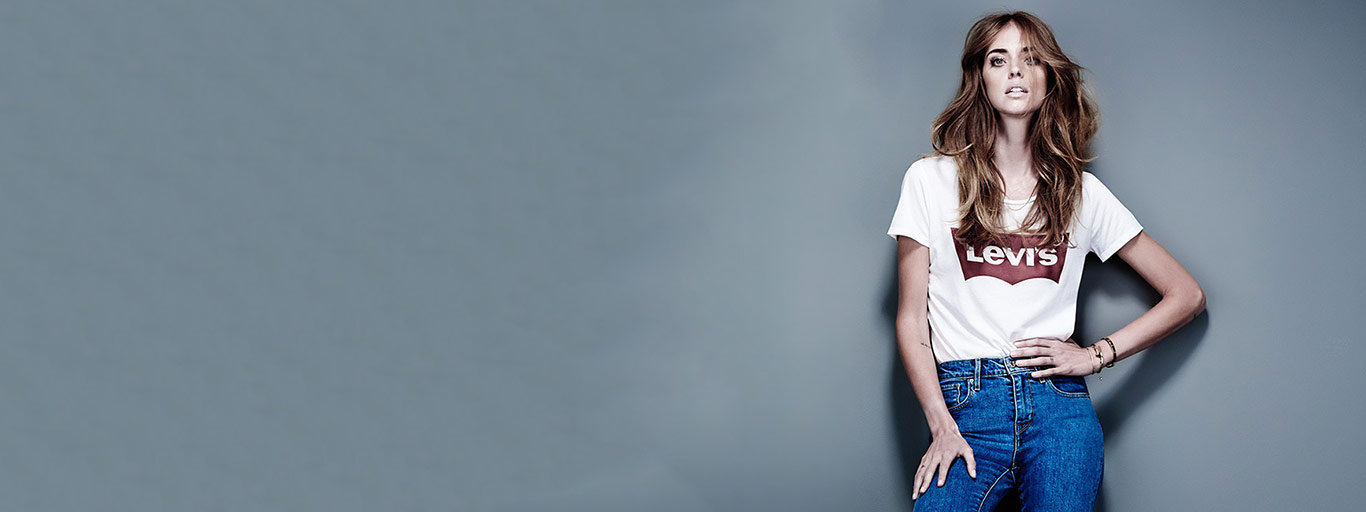 Levi's® Chiara Ferragni #LADIESINLEVIS