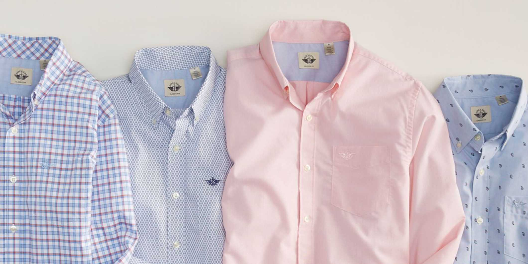 Shirt Collars & Necklines
