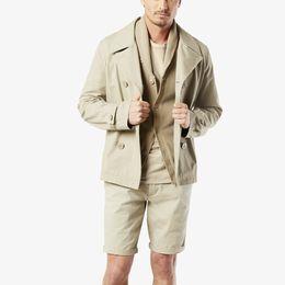 Dockers&Reg; 30Th Anniversary Collection Pacific Pea Coat-Khaki