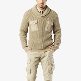 Dockers® 30th Anniversary Collection Fatigue Sweater