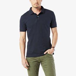 Pique Polo, Standard Fit
