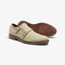 Dockers® 30th Anniversary Collection Montgomery Double Monk Strap Shoe