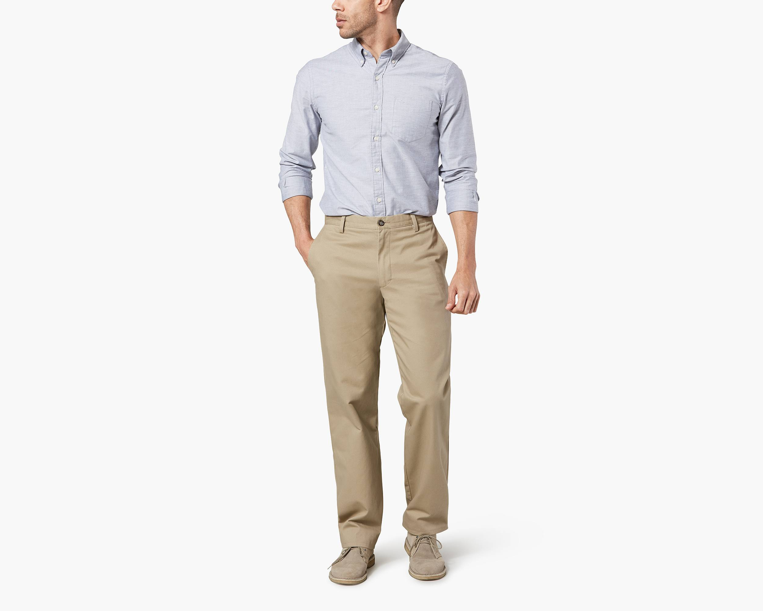 Easy Khaki, Straight Fit | NEW BRITISH KHAKI | Dockers® United ...