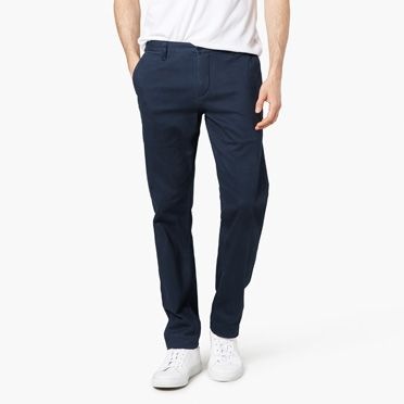 Blue Pants - Shop Navy Blue Dress & Khaki Pants | Dockers®