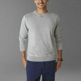 Sweatshirts Dockers-Dockers ®  WELLTHREAD™ SWEATSHIRT-FOIL