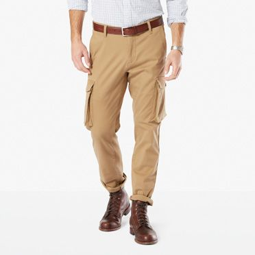 Men's Casual Pants - Casual Cargo & Khaki Pants | Dockers