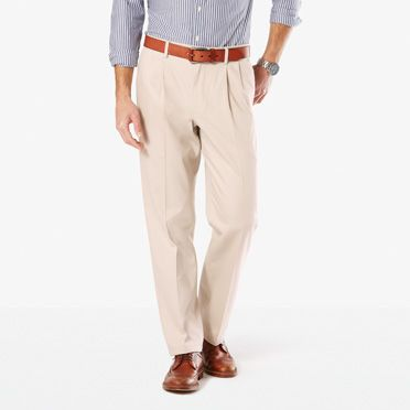 Dress Pants for Men - Shop Men's Khaki Dress Pants | Dockers