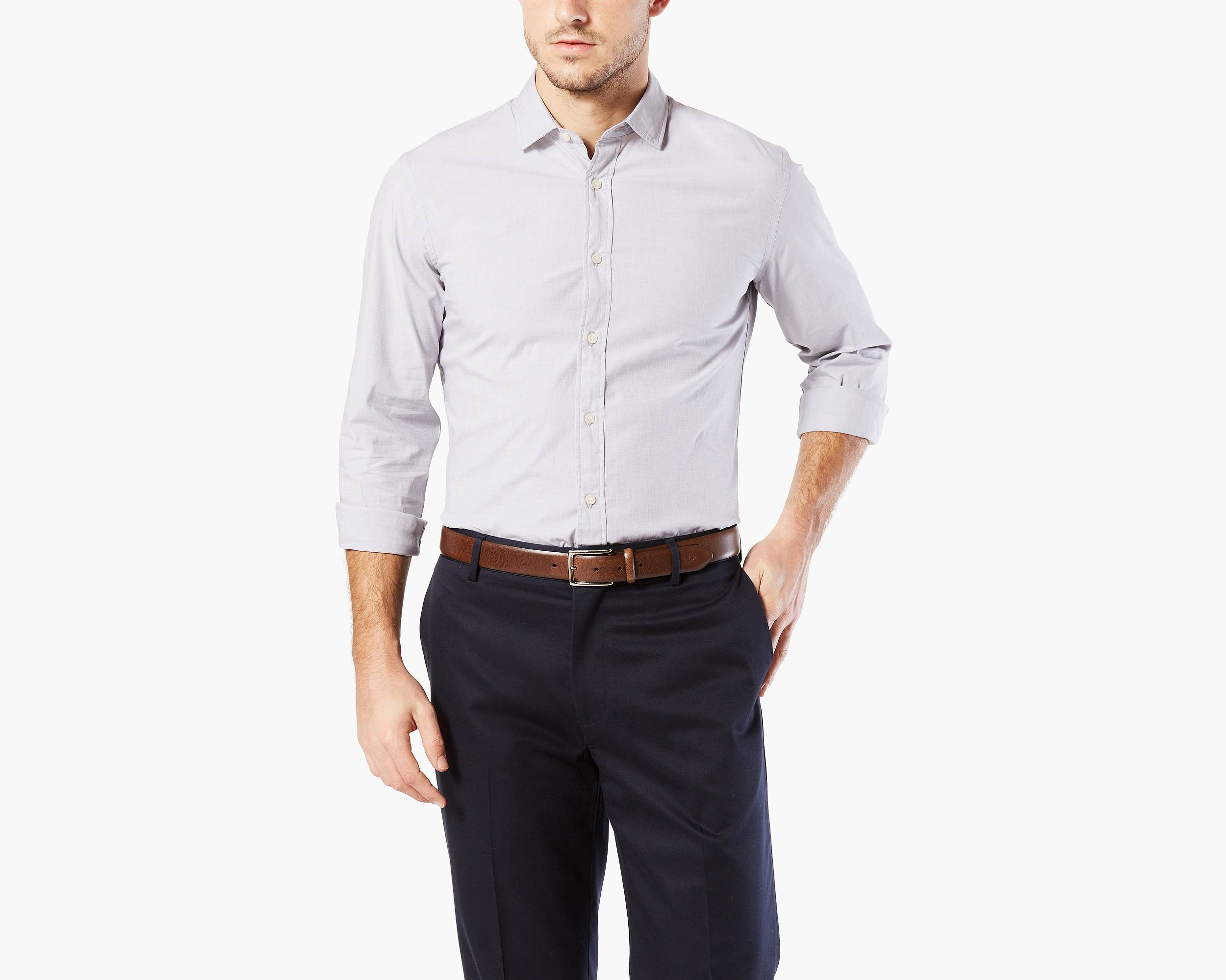 Official Site: Men's Shirts On Sale | Dockers®