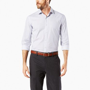 Men's Dress Shirts - Shop Button Up Shirts for Men | Dockers®