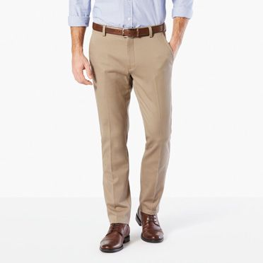 Two Dockers Men's Khakis
