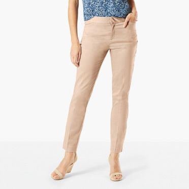 Khaki Pants for Women - Shop Women's Khaki Pants & Shirts | Dockers®