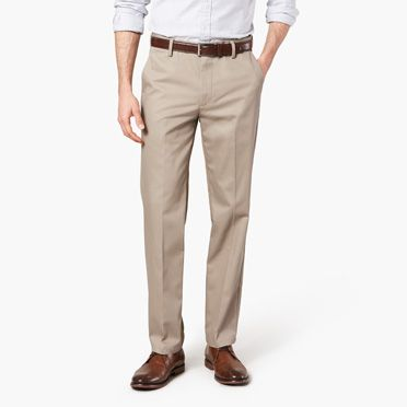 Slim Fit Khaki Pants - Shop Slim Fit Dress Pants for Men | Docker s®