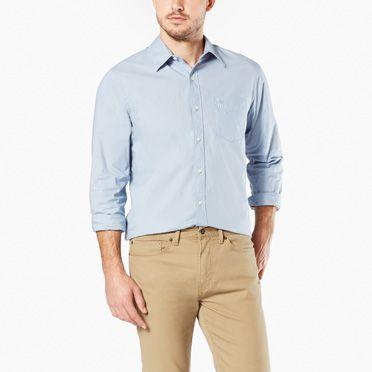 Men's Shirts - Shop Men's Long Sleeve & Work Shirts | Dockers®