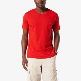 Washed Crew Tee, Classic Fit