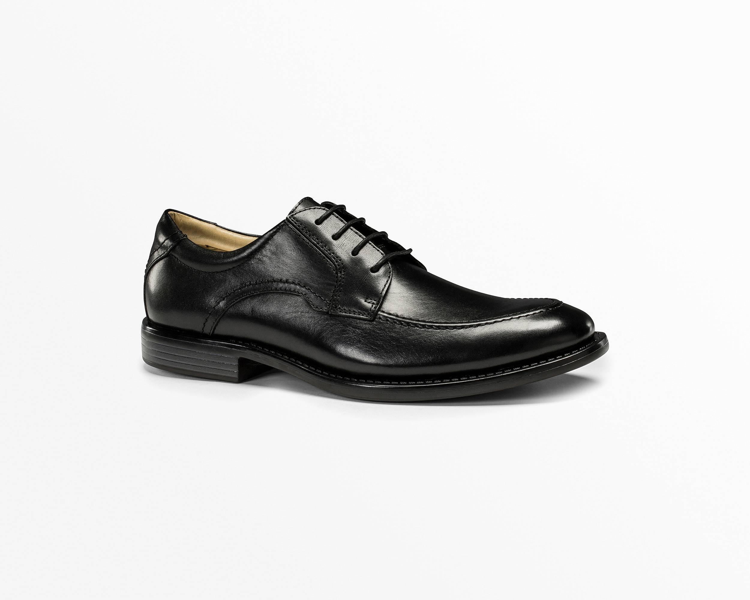 Dockers Black Split Toe Dress Shoes