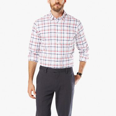 Weathered Oxford, Standard Fit