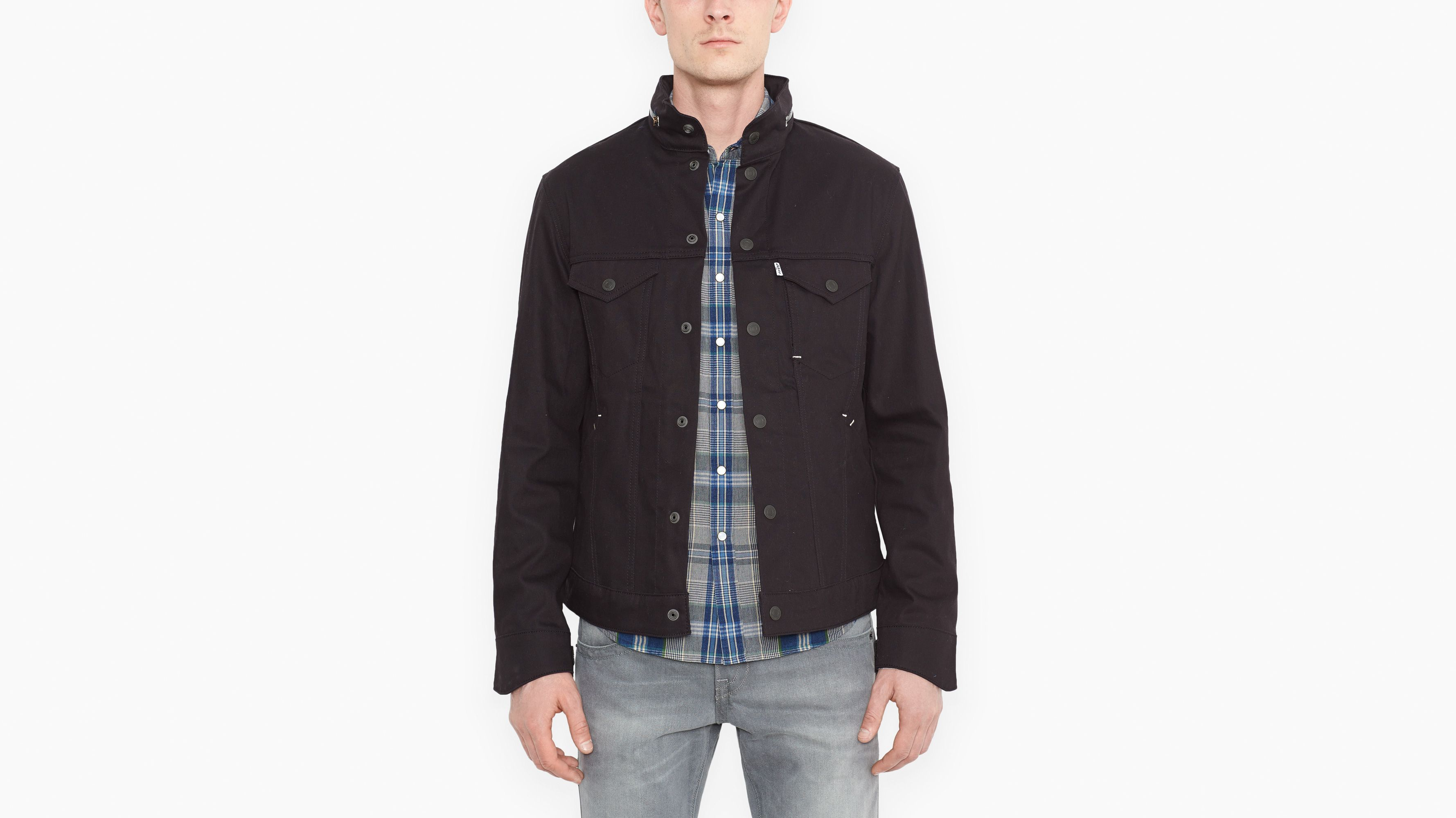 Levi's® Commuter™ Trucker Jacket - Black