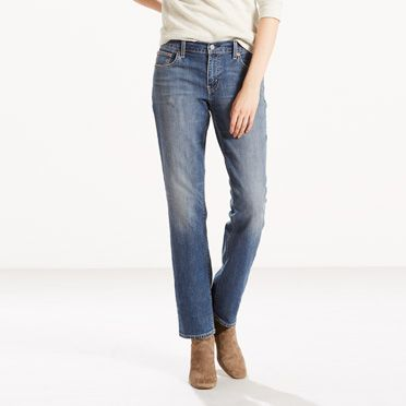 Straight Leg Jeans - Shop Women&39s Straight Leg Jeans | Levi&39s®