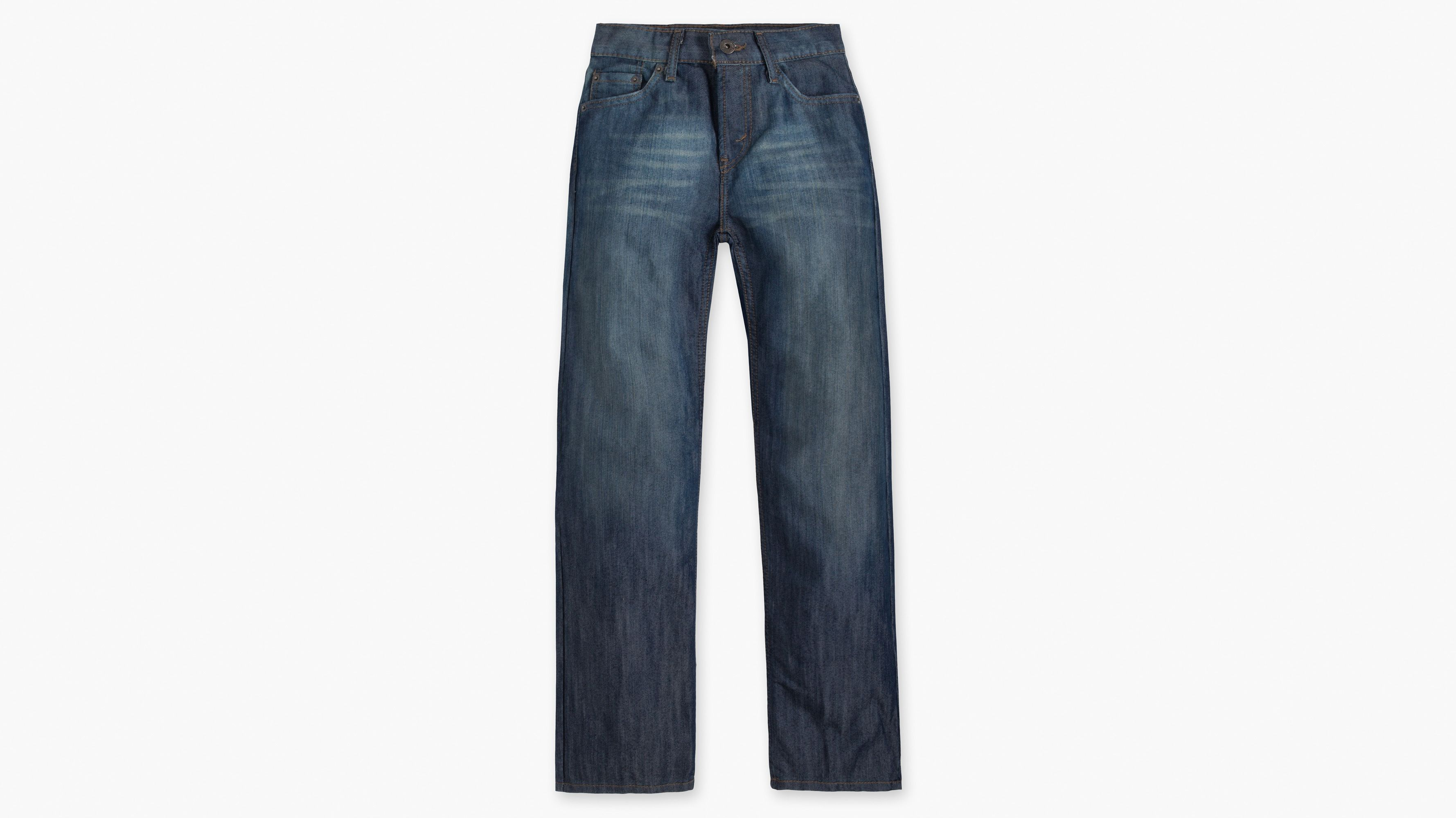 Boys (8-20) 514™ Straight Fit Jeans - Blurred