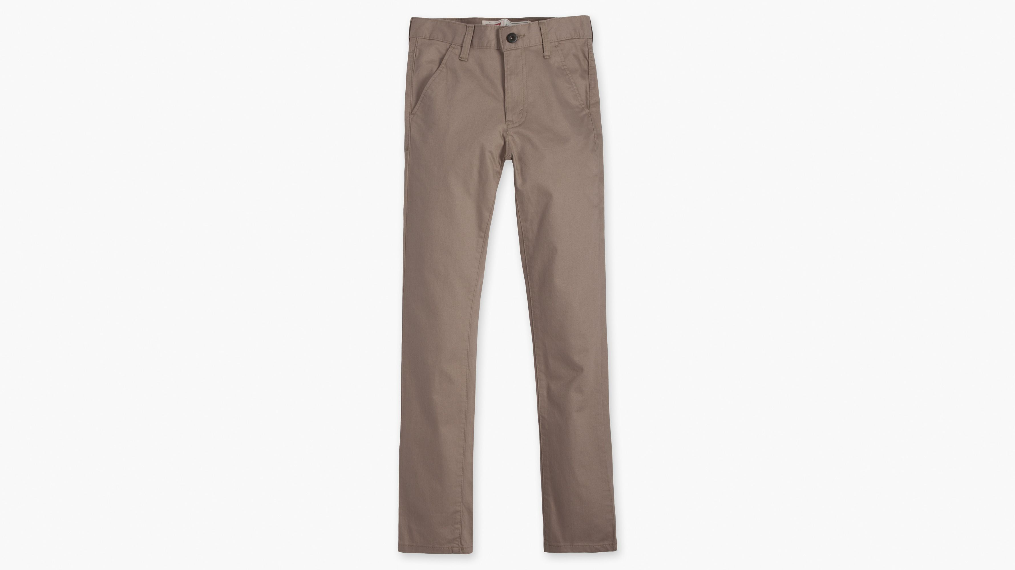 Boys (8-20) 510™ Skinny Fit Trousers - Timberwolf