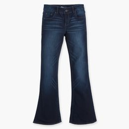 Girls (7-16) Flare Jeans