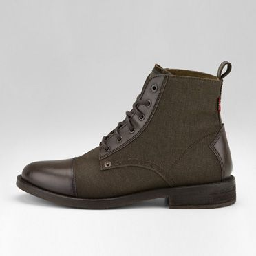 Raker Lace Up Boots