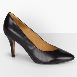 Orinda Leather Pumps