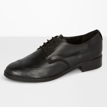 Brogue Lace Up Oxford
