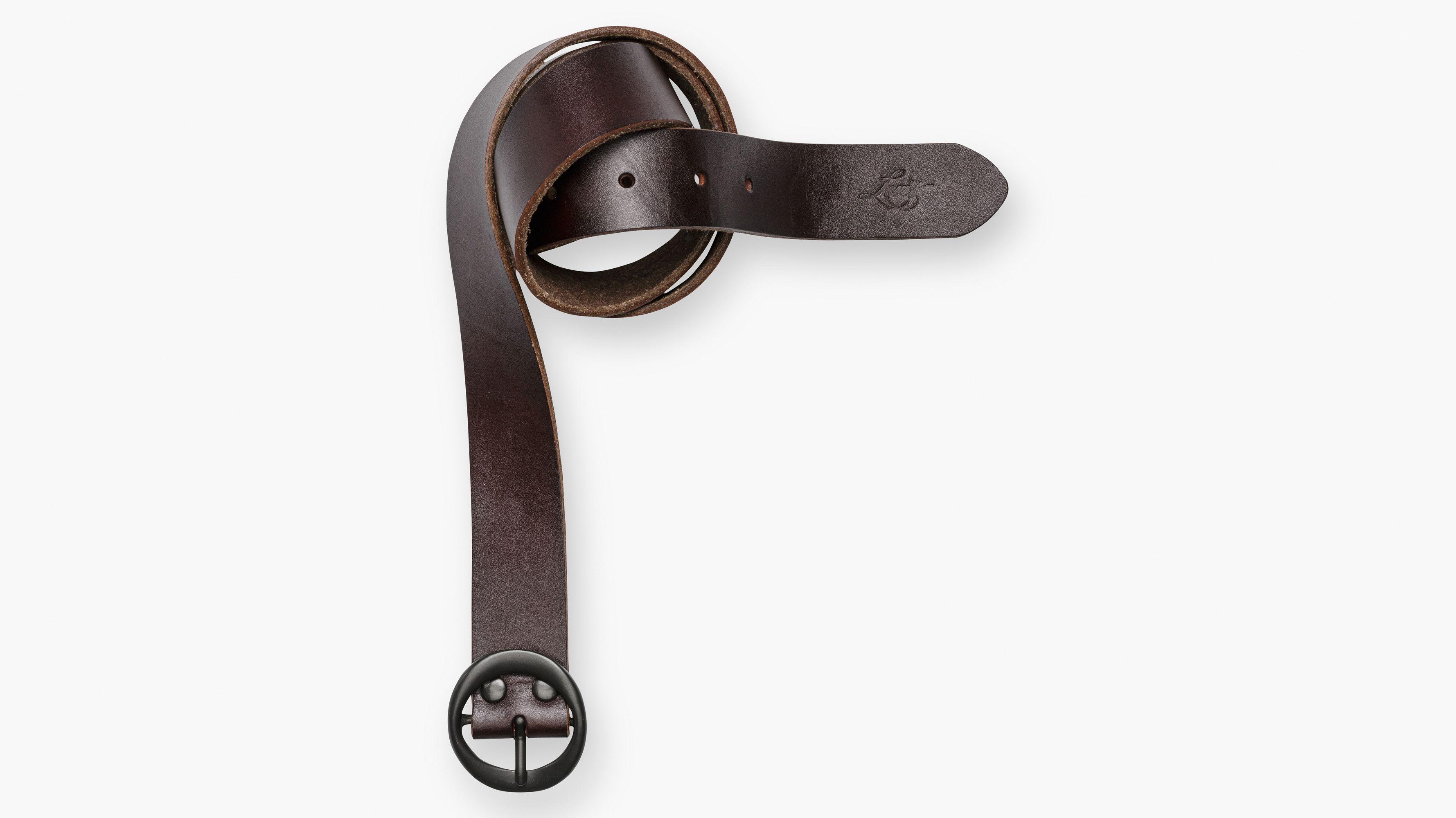Everyday Belt - Dark Brown