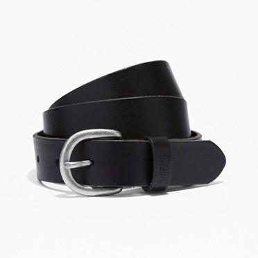 """Levis-Classic Icon Belt-Black"""