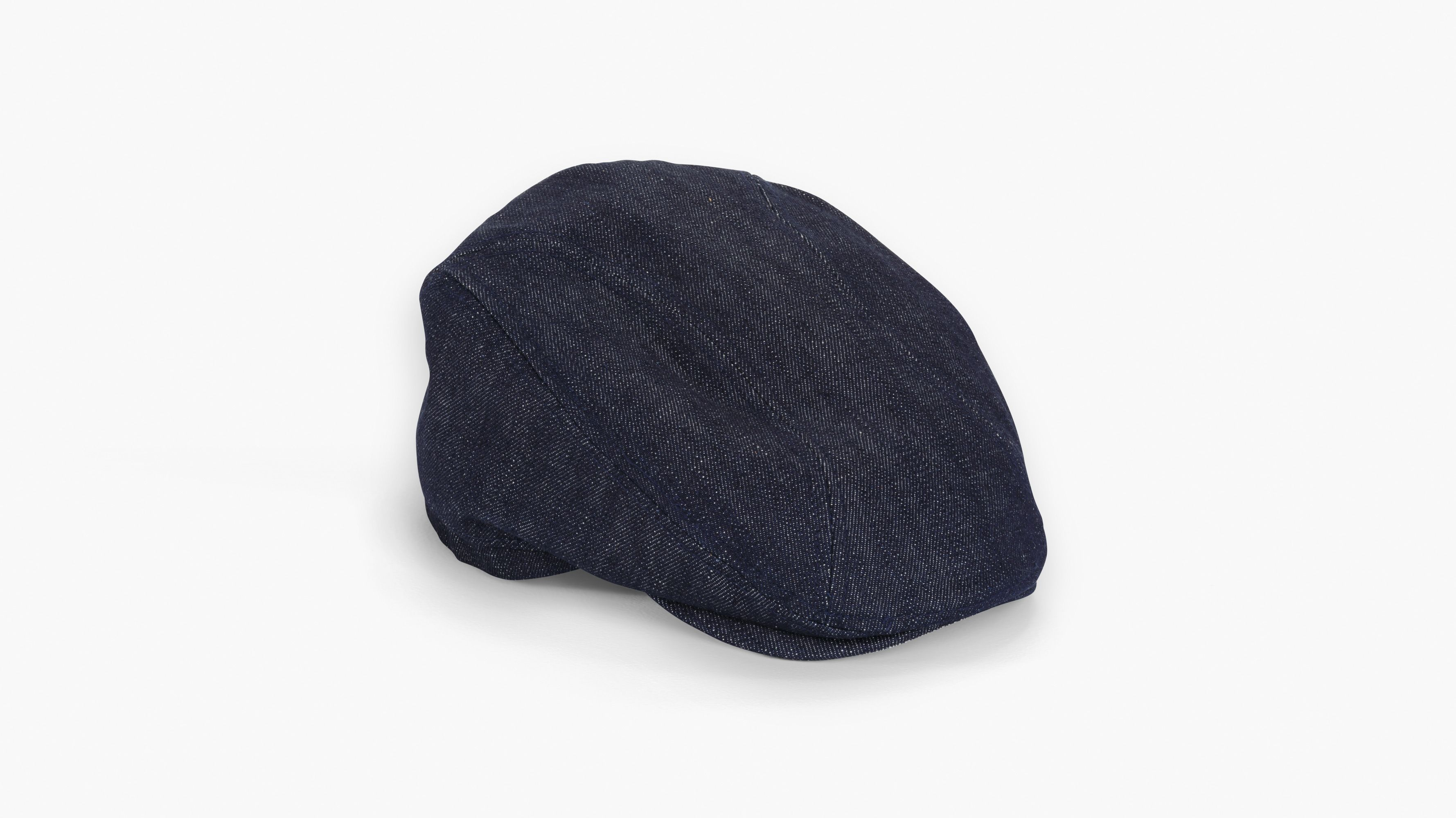 Denim Driver Cap - Blue