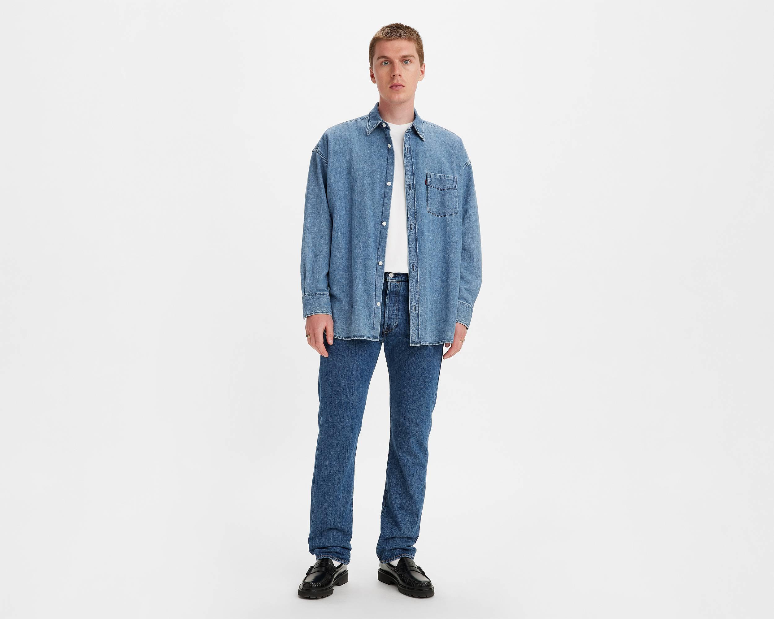 501 original fit jeans stonewash levi 39 s great britain. Black Bedroom Furniture Sets. Home Design Ideas