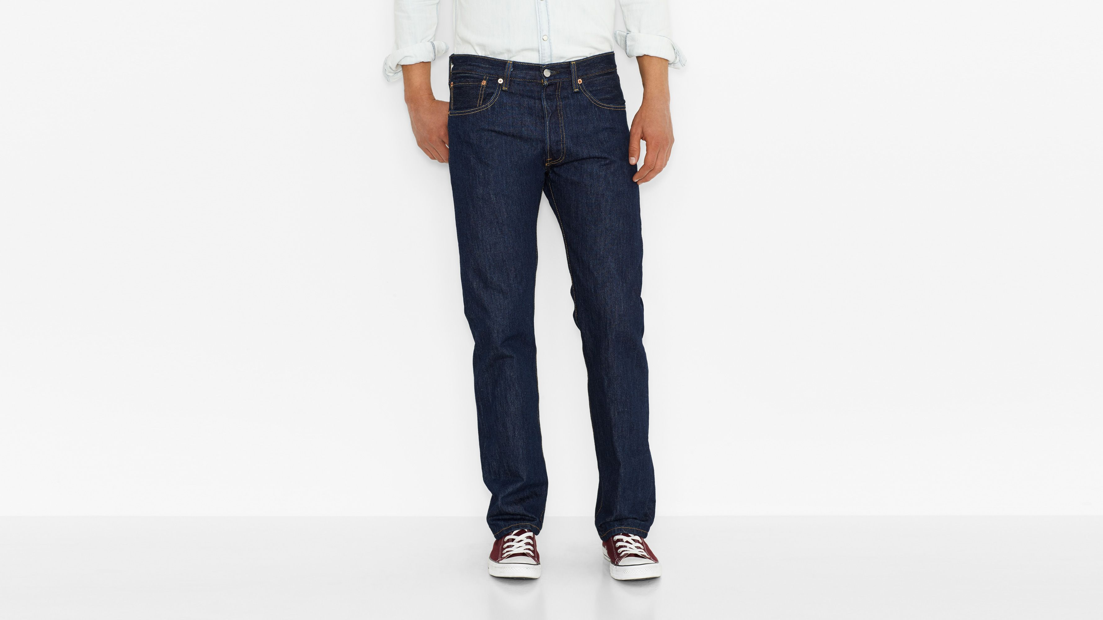 501® Original Fit Jeans - Rinse