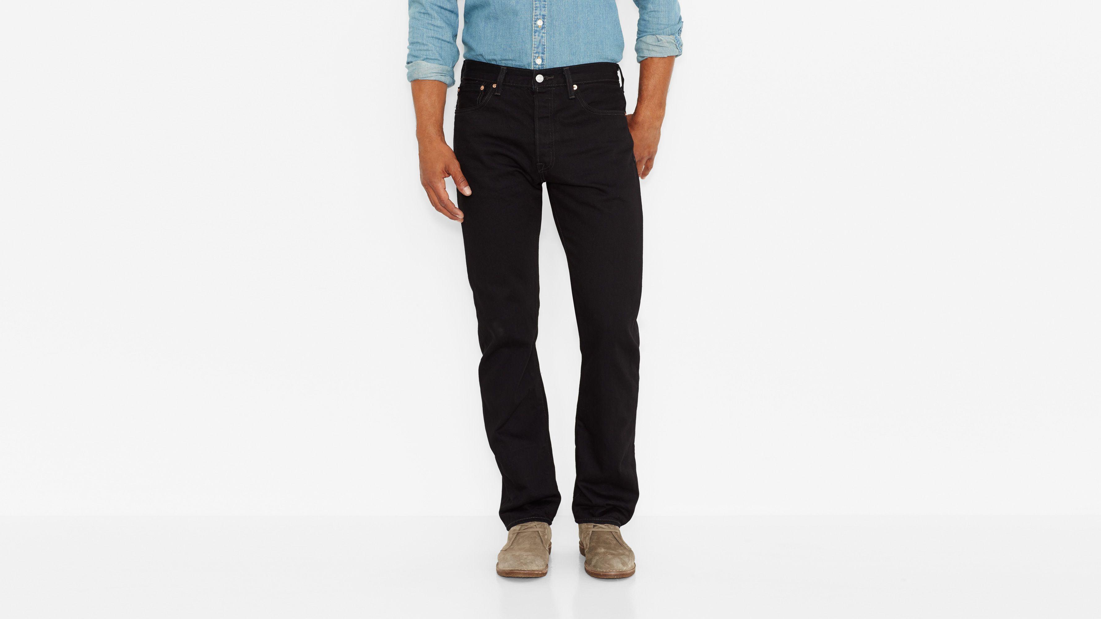 501® Original Fit Jeans - Black