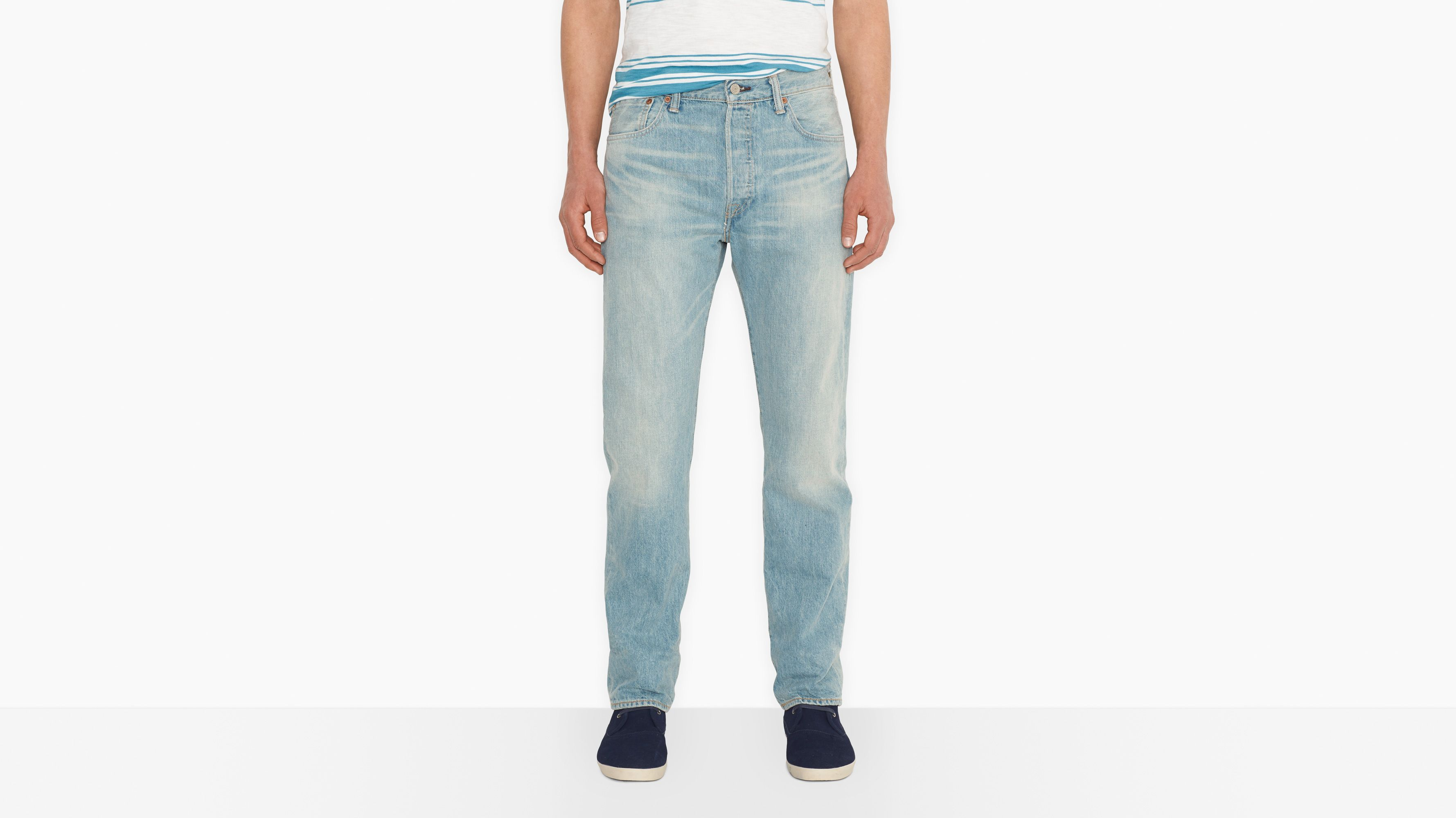 501® Original Fit Jeans - Spritey