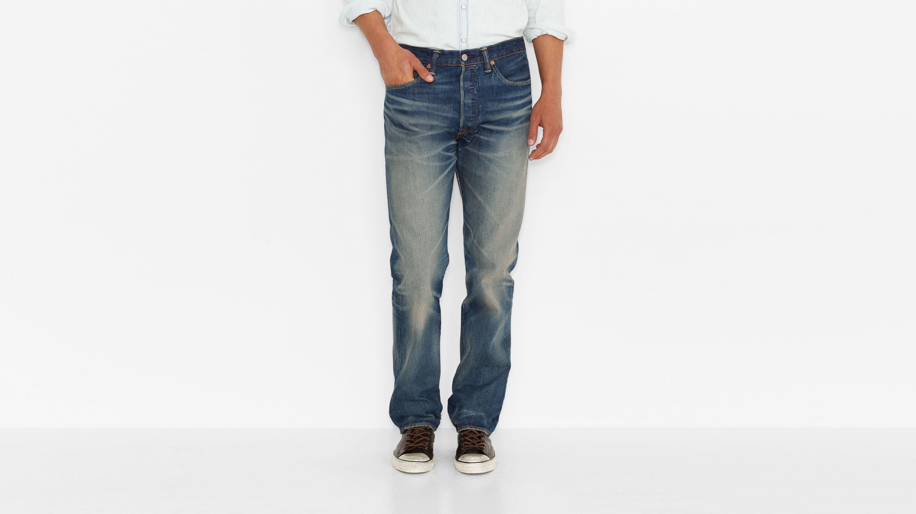 501® Original Fit Jeans - Stockholm