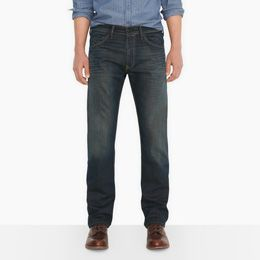 """Levis-504™ Regular Straight Jeans-Black Drift"""