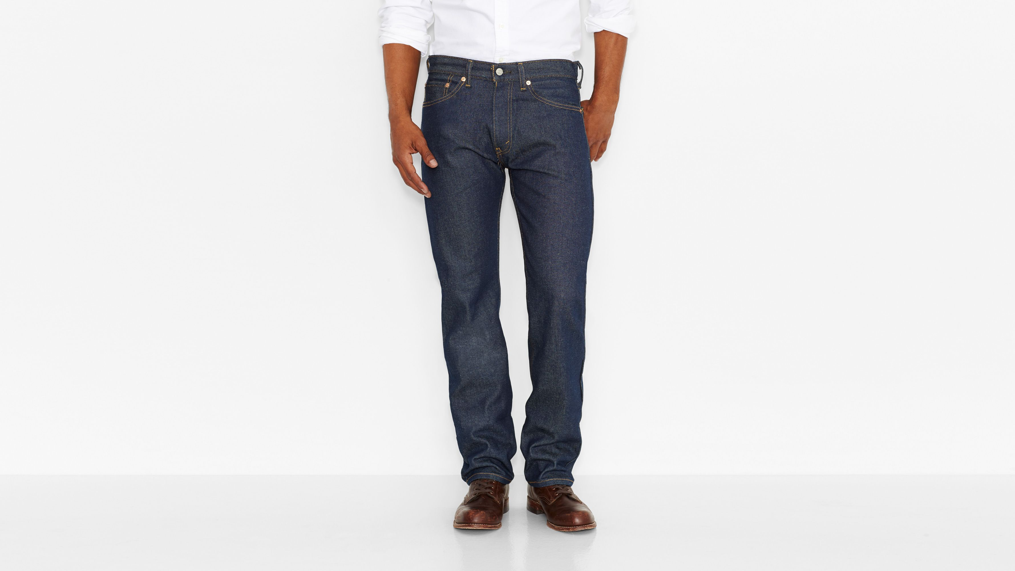 505™ Regular Fit Jeans - Rigid