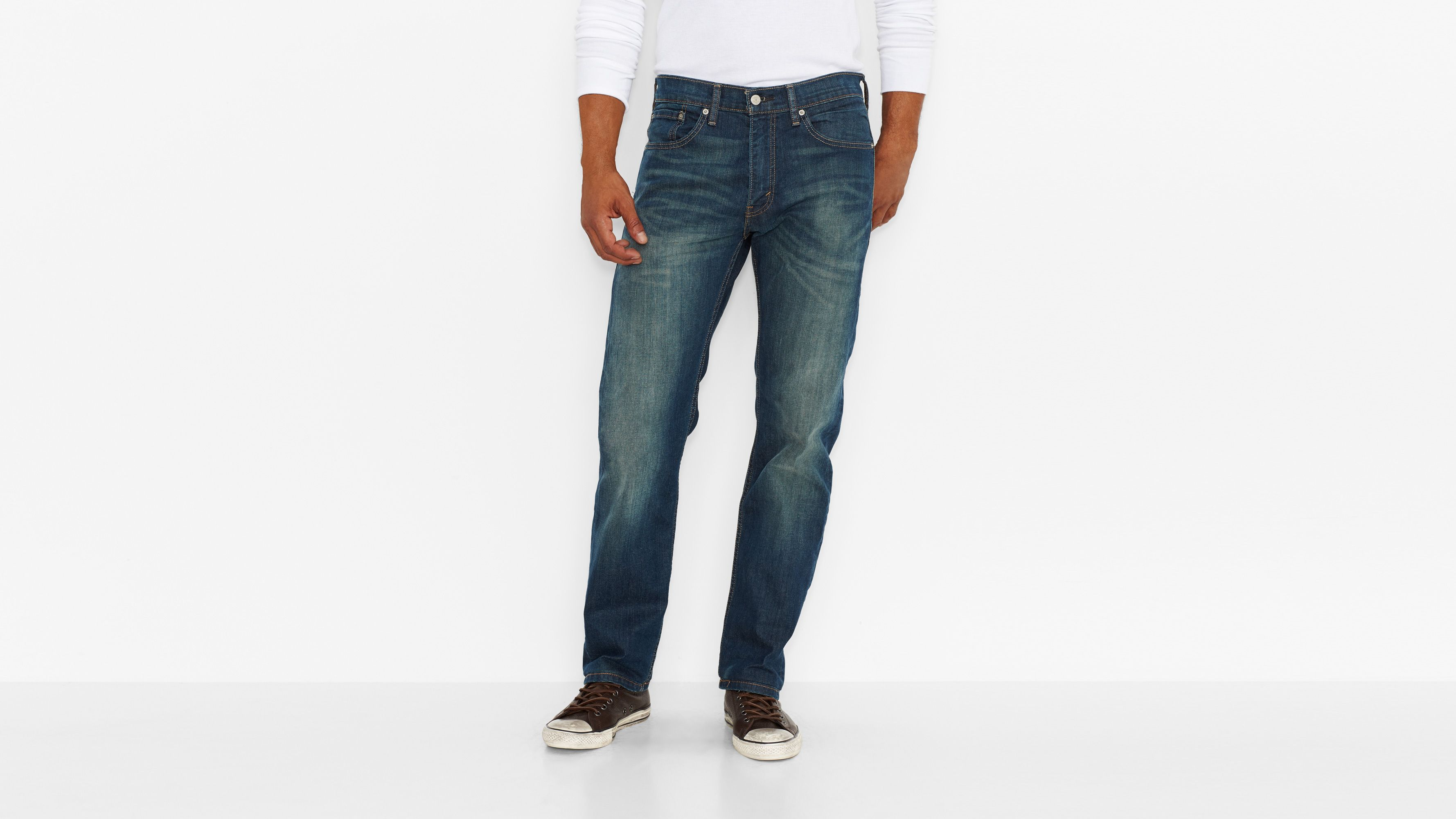 505™ Regular Fit Jeans - Cash
