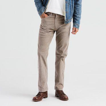 Khaki Corduroy Pants