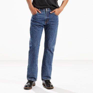Mens levi slim fit bootcut jeans