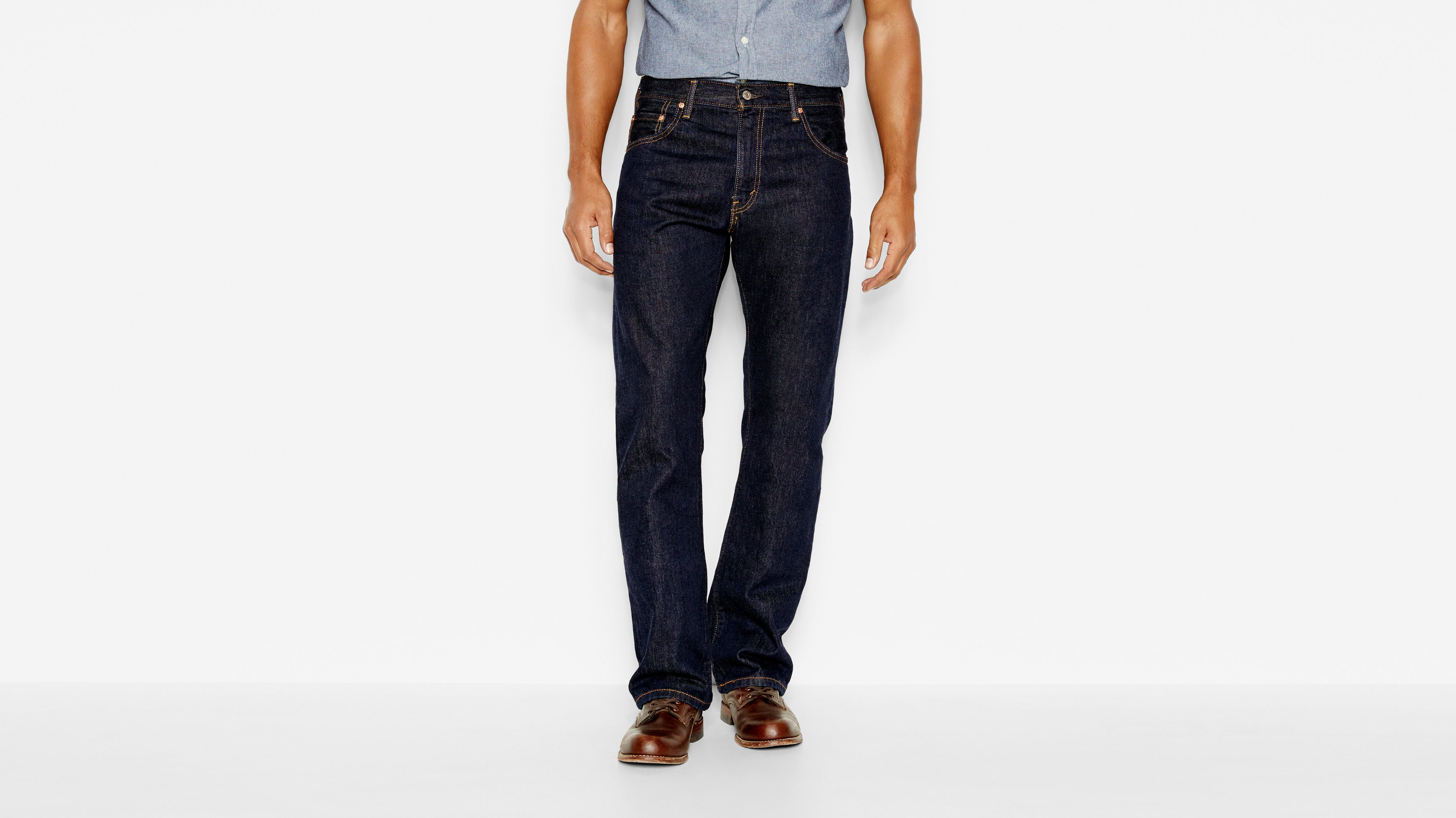 517™ Boot Cut Jeans - Rinse