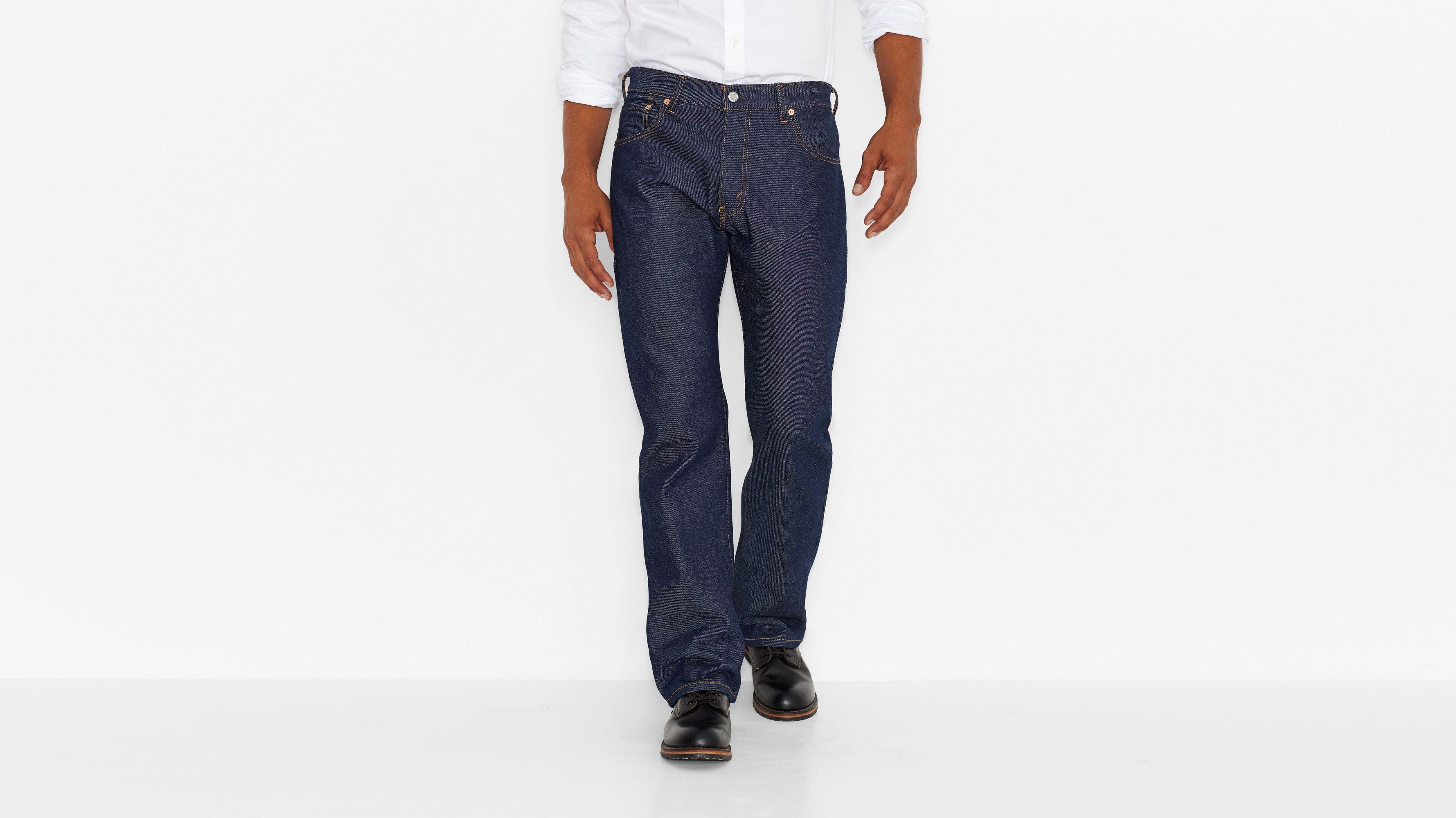 517™ Boot Cut Jeans - Rigid