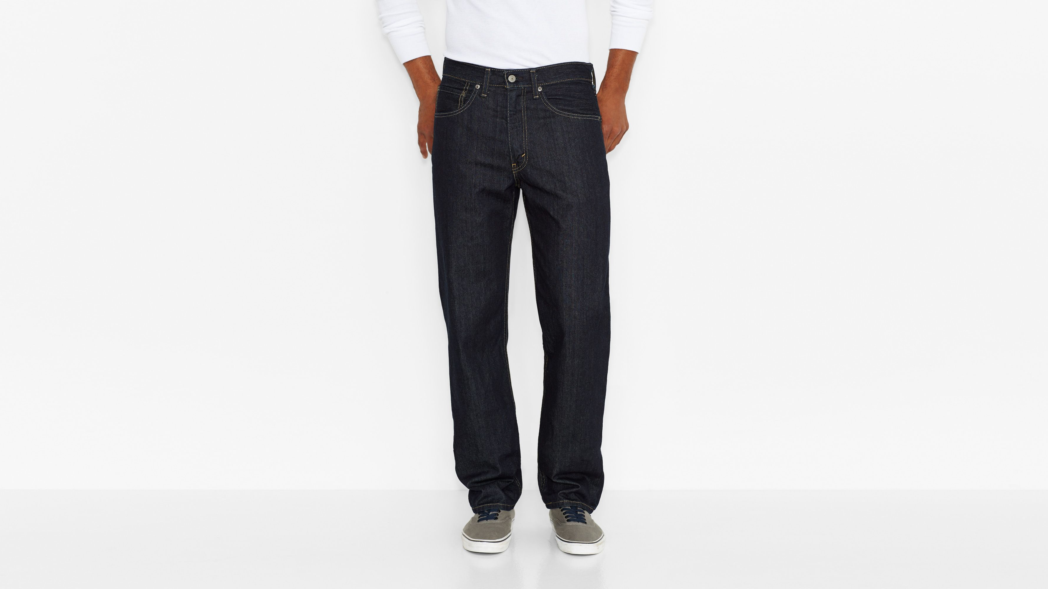 550™ Relaxed Fit Jeans - Tumbled Rigid
