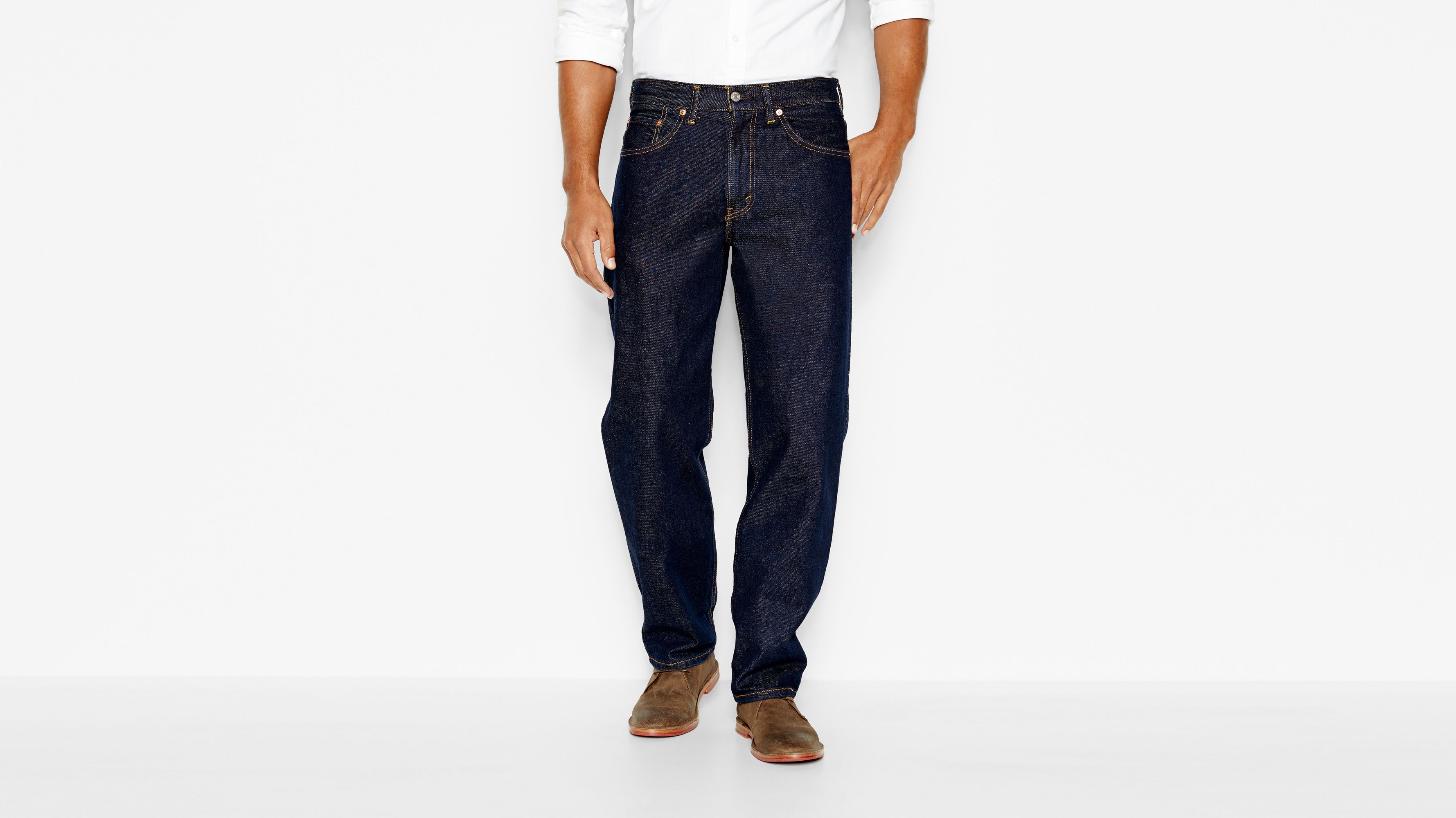 550™ Relaxed Fit Jeans - Rinse
