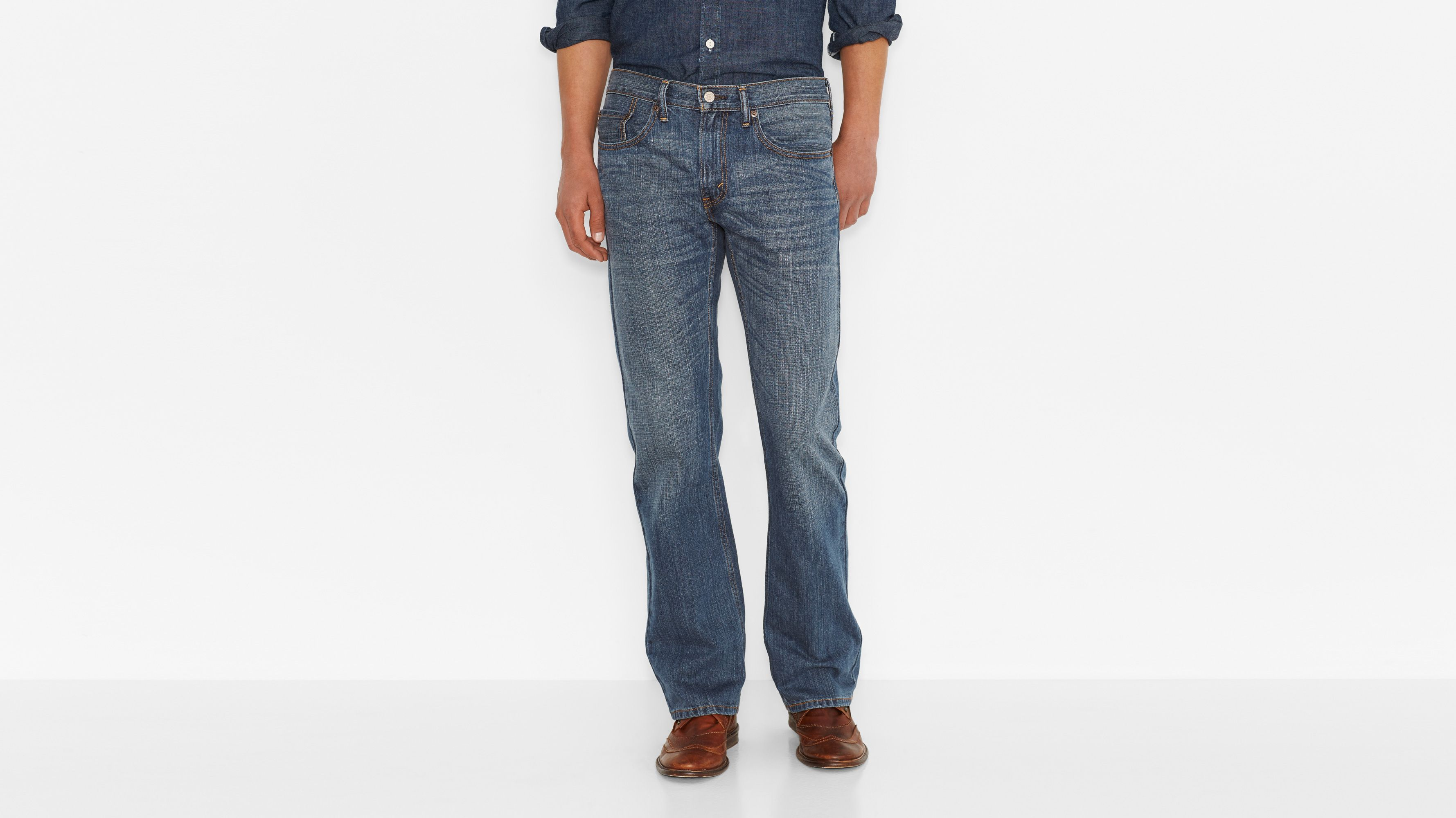 559™ Relaxed Straight Jeans - Indie Blue
